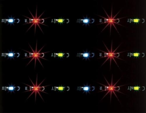 Faller 180649 H0, TT, N, Z LED-Lichterkette