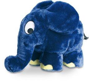 Schmidt 42189 Die Sendung mit dem Elefanten, Elefant, 16x22 cm