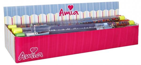 Vedes 81704791 Amia Glitterstab, ca. 46 cm, sortiert im Display