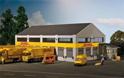 Faller 130981 Logistik-Zentrum DHL