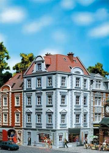 Faller 130906 Stadteckhaus Goethestr. 63 (