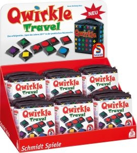 Schmidt 49270 Qwirkle Travel