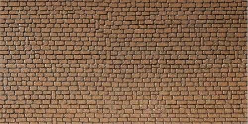 Faller 170611 Mauerplatte Sandstein