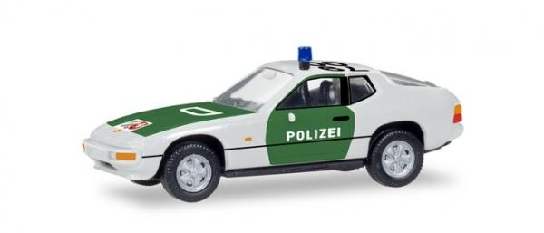 """Herpa 094078 Porsche 924 """"Polizei Nordrhein-Westfalen"""""""