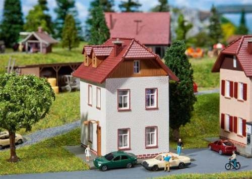 Faller 232329 Siedlungshaus bedruckt