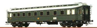 Brawa 45201 H0 D-Zug Wagen B4ue pr 21aDR