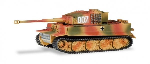 Herpa 746441 Kampfpanzer Tiger, Panzer Abt. 101 Normandie Juni 1944