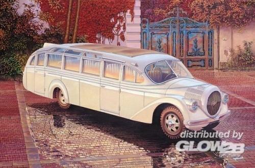 Roden 0724 Opel Blitzbus Strassenzepp