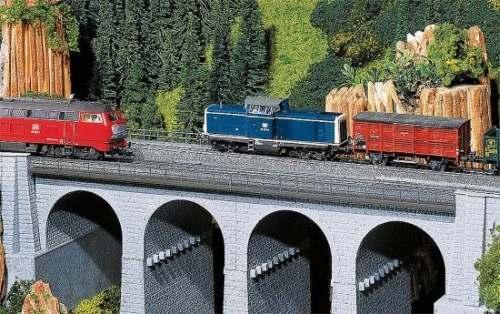 Faller 120477 Viadukt-Oberteil (gerade)
