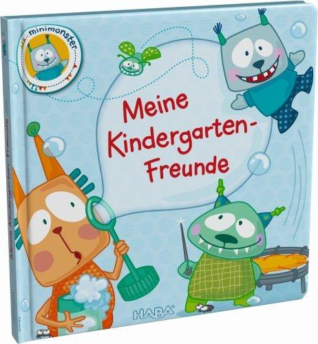 Haba 300199 Minimonster – Meine Kindergarten-Freunde