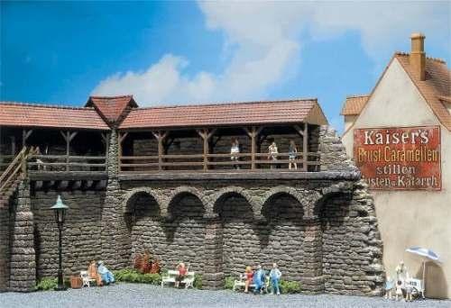 Faller 232351 Altstadtmauer