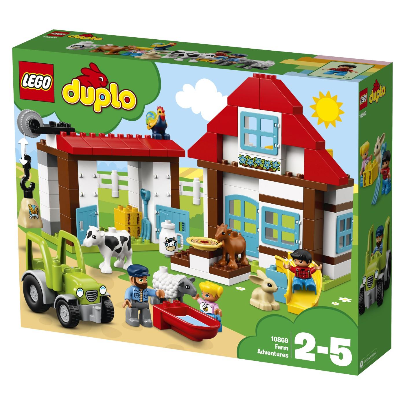 Lego 10869 Ausflug Auf Den Bauernhof Spielwaren Möhnle