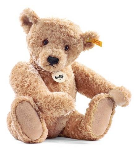 Steiff 022456 Teddyb. Elmar 32 goldbraun