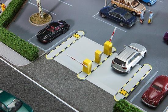 Faller 180371 Automatische Parkschranke