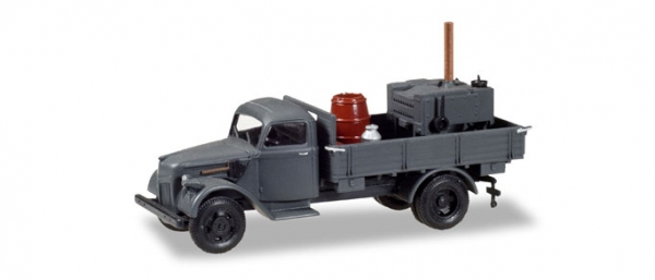 """Herpa 746373 Ford 917 T Pritsche mit Feldküche """"Wehrmacht"""""""