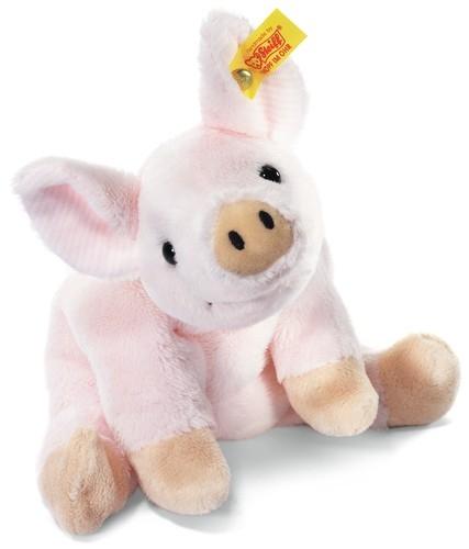 Steiff 281266 Sissi Schwein 16 rosa liegend