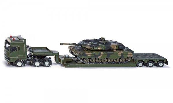 Siku 8612 Militärtransporter mit Panzer