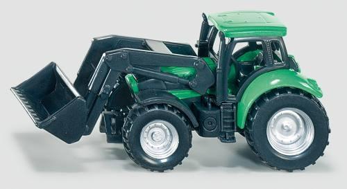 Siku 1043 DEUTZ-FAHR Traktor mit Frontlader