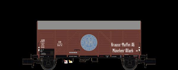 Brawa 67322 N Güterwagen Gmhs 35 DB III Krauss Maffei