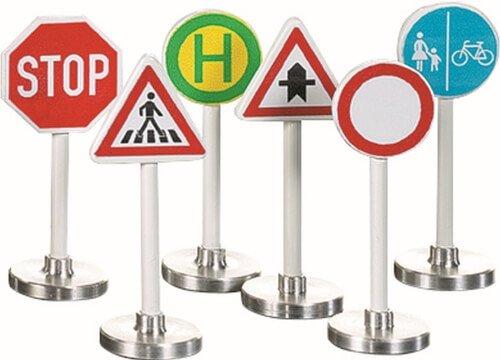 Siku 857 Verkehrszeichen