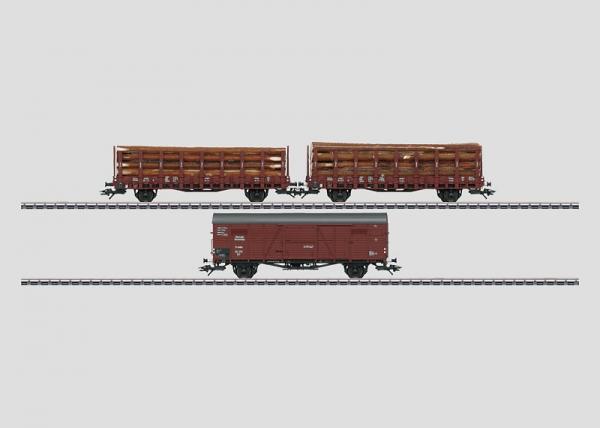 Märklin 46401 H0-Gueterwagen-Set DRG