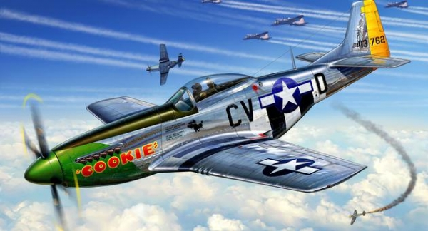 Revell 04148 P-51D Mustang