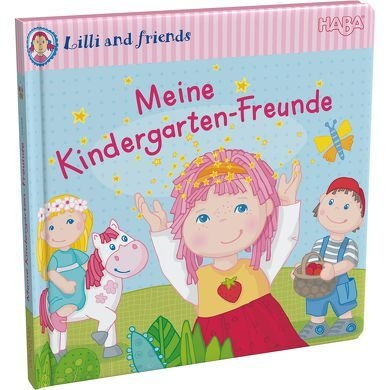 Haba 300198 Lilli and friends – Meine Kindergarten-Freunde