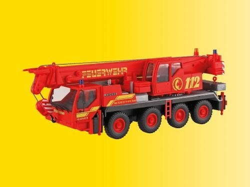 Kibri 13041 H0 Feuerwehr Kranwagen LIEBHERR LTM 1050/4