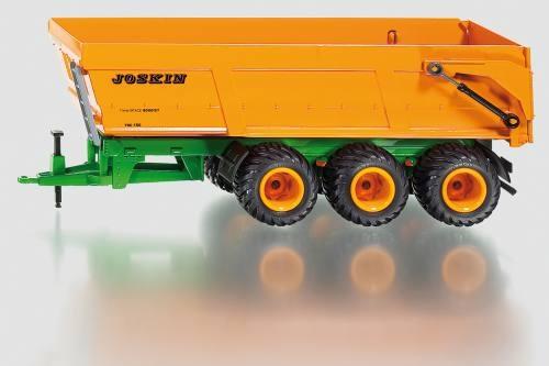 Siku 2892 3-Achs-Muldenkipper JOSKIN