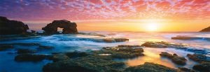 Schmidt 59289 Panoramapuzzle, Bridgewater Bay Sunset, Victoria, Australia