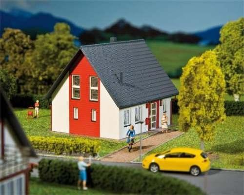 Faller 232320 Einfamilienhaus (rot)