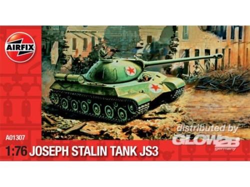 Airfix 01307 Josep Stalin Tank (Re-Release