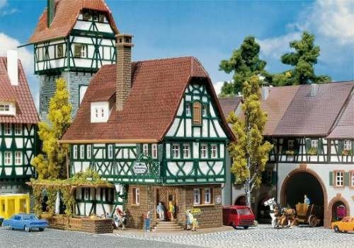 Faller 232282 Gasthof Rothenburg