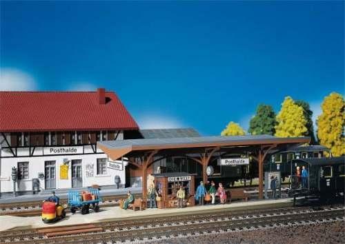 Faller 120189 Bahnsteig