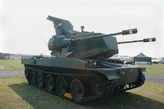 Trumpeter 751599 JGSDF Type 87 SPH