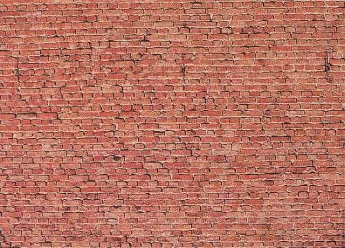 Faller 170607 Mauerplatte Klinker