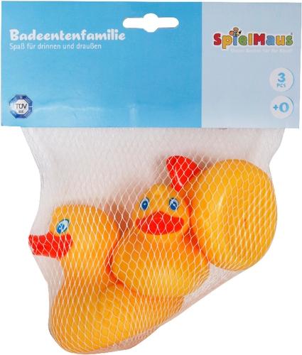 Spielmaus Badeente Badespielzeug