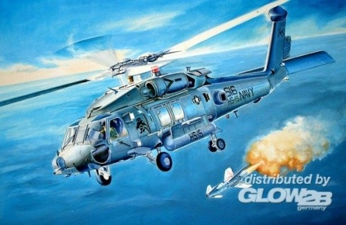 Hobby Boss 87234 HH-60H Rescue hawk (Early Ver