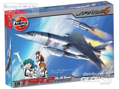 Airfix 08012 Stratos 4 TSR.2MS