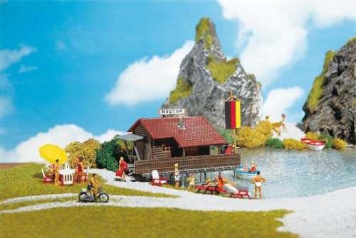 Faller 130284 Bootshaus
