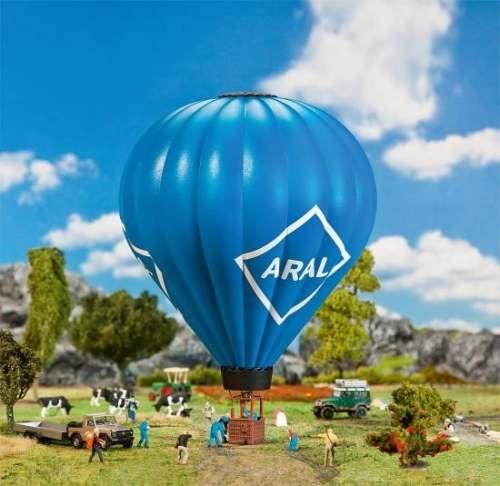 Faller 131001 Heißluftballon mit Gasflamme