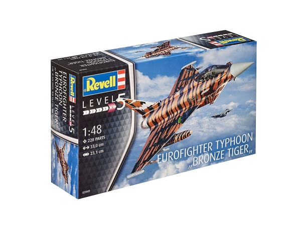 Revell 03949 Eurofighter ´´Bronze Tiger´´