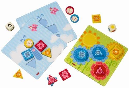 Haba 4652 Meine ersten Spiele – Farben & Formen
