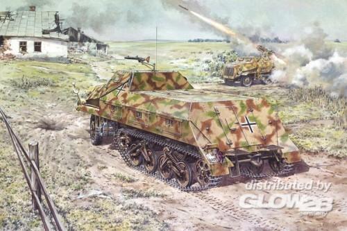 Roden 0722 Munitionskraftwagen f/ Nebelw