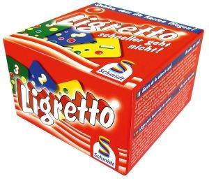 Schmidt 1301 Ligretto, rot
