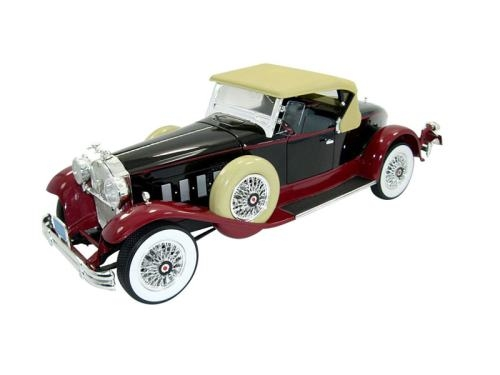 Signature Models 070538-1 1930er Packard Boattail Speed