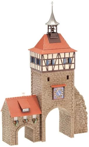 Faller 130406 Stadttor mit Torhaus