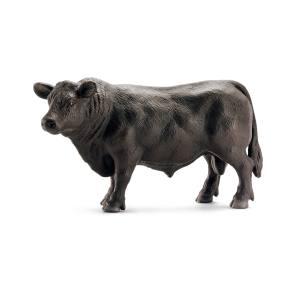 Schleich 13766 Black Angus Bulle