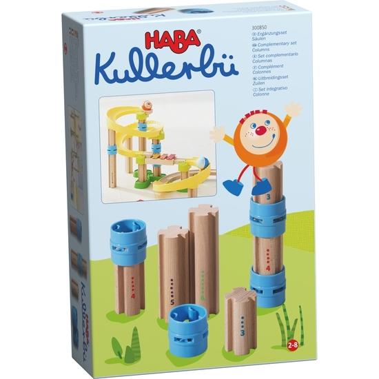 Haba 300850 Kullerbü – Ergänzungsset Säulen