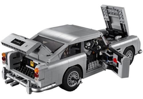 Lego R Creator 10262 James Bond Aston Martin Db5 Spielwaren Möhnle